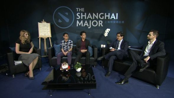 Dota 2 Shanghai Major host James '2GD' Harding releases huge official  statement