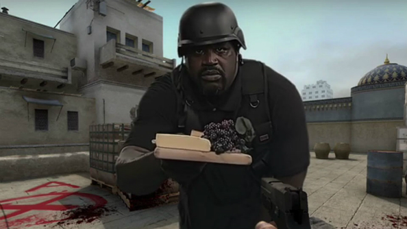Shaq gets into the game in latest ad for Turner's CS:GO ELeague