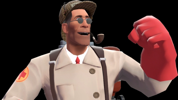 TF2 secret update: Valve put Sherlock Holmes on the case