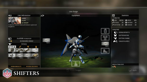 Endless Legend is getting a new expansion called 'Shifters'