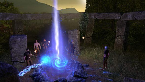 Shroud of the Avatar Steam Early Access