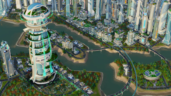 "Night-mayor nearly over: SimCity offline mode is just a spot of ""final testing"" away"