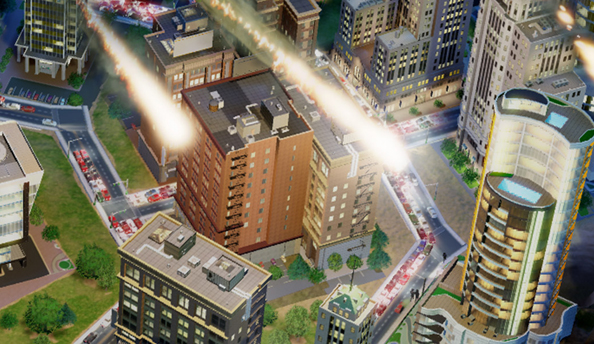 """SimCity sales ensure it has a """"long service life in front of it"""" as EA learn lessons from a """"challenging launch"""""""