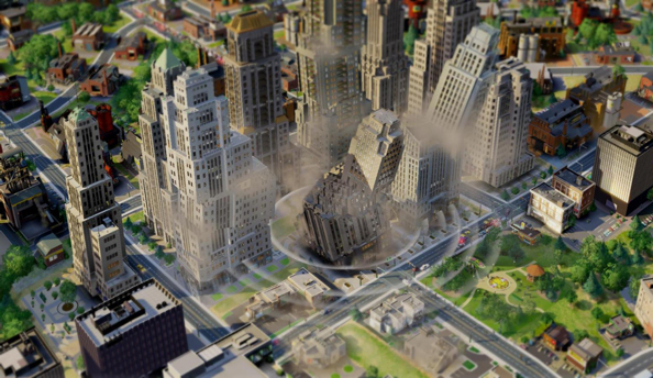 "SimCity server instability ""almost behind us"", report Maxis"