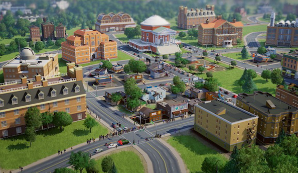 SimCity live-streamed gameplay demo coming tonight; watch it here