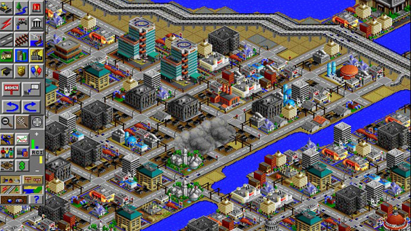 SimCity 2000 Special Edition is temporarily free on Origin