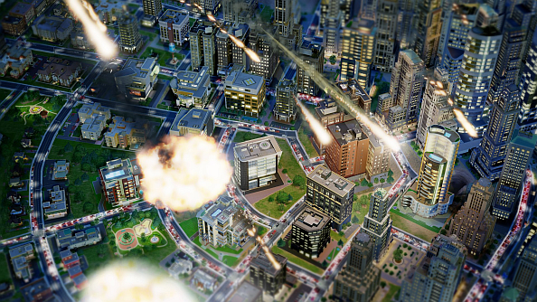 Amazon withdraw SimCity downloads