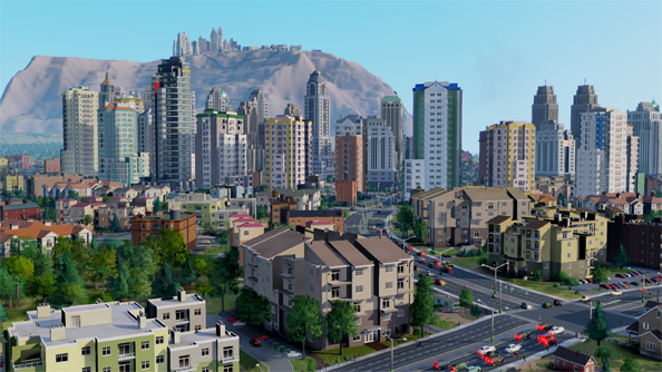 SimCity trailer speaks to the city planner in all of us