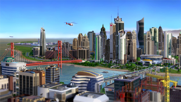 "SimCity: Ocean Quigley will ""get around to expanding the city size"" eventually"
