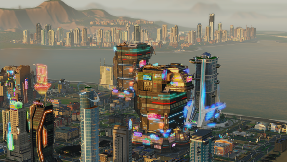 SimCity Maxis EA
