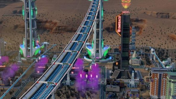 Lest we forget, SimCity has had an expansion since its eventful release: Cities of Tomorrow.