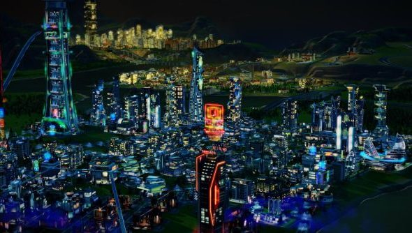 Cities of Tomorrow brought 2000AD style high-rise buildings to counter tight city limits - but no offline mode.