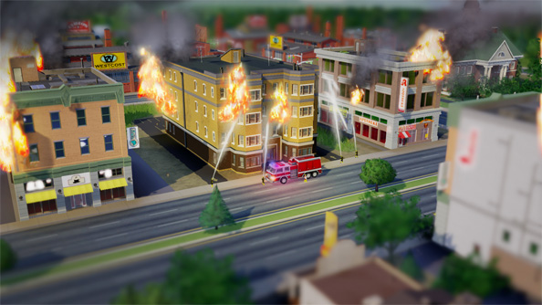 Sim City coming to Mac, beta registration available now