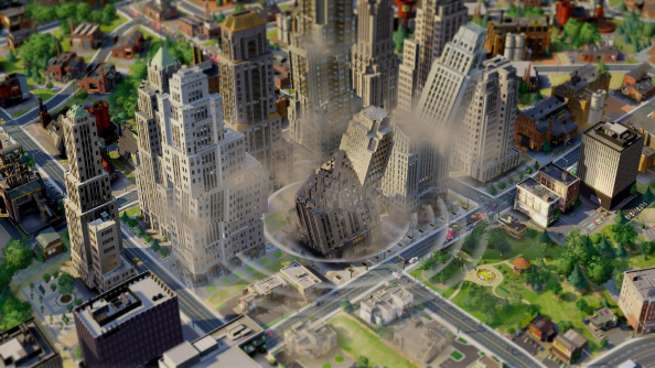 SimCity modding