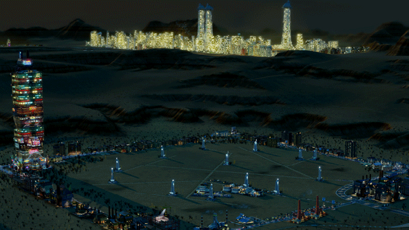 SimCity: Cities of Tomorrow comes with more maps for everyone