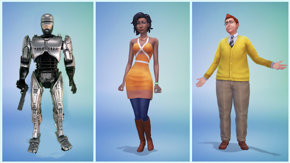 The Sims 4 will support mods and comes standard with mod directory
