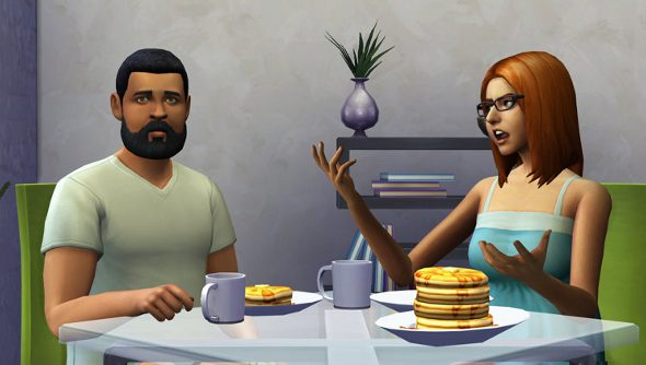 How to make sims gain weight sims 4