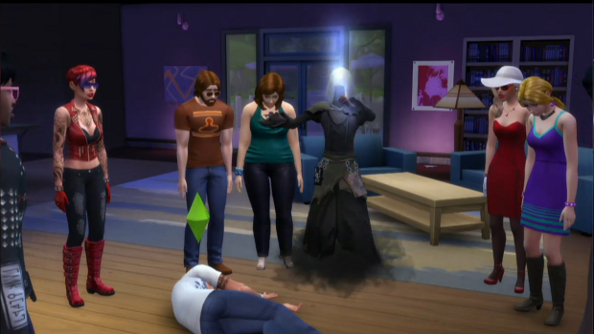 The Sims 4 launch patch