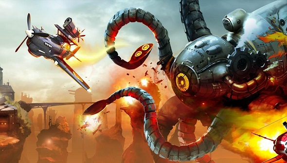 Free Steam keys: Win a copy of new and improved shoot-'em-up classic Sine Mora EX