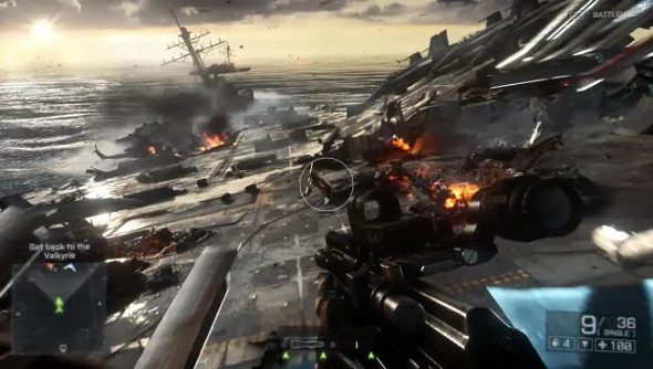 EA blames poor sales of Battlefield 4 on console transition