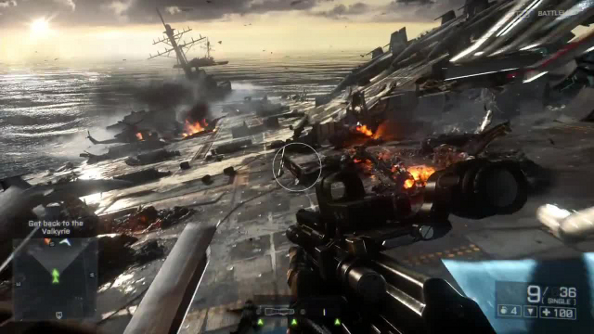 EA blames transition to new consoles for lacklustre sales of Battlefield 4, not quality issues