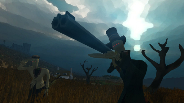 Sir, You Are Being Hunted launches
