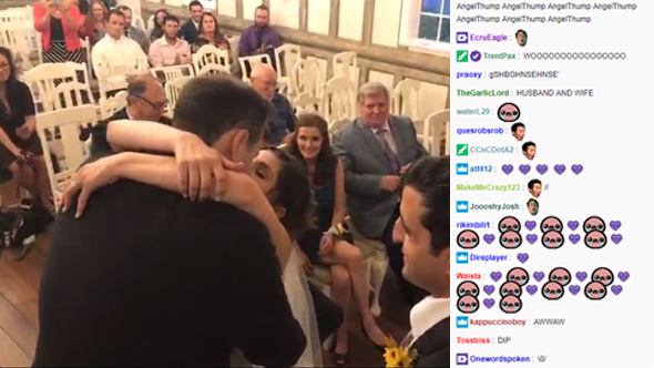 siractionslacks twitch wedding