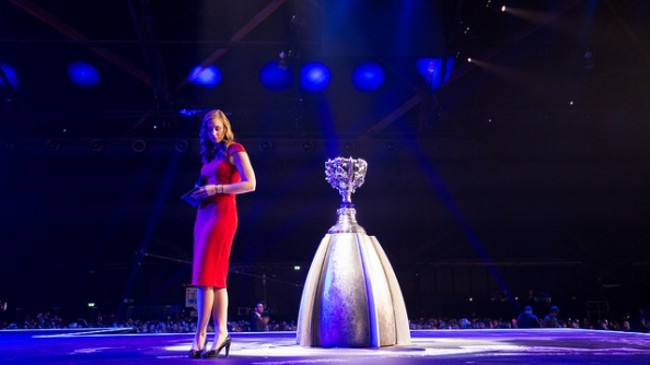 How to be the host of next year's League of Legends final