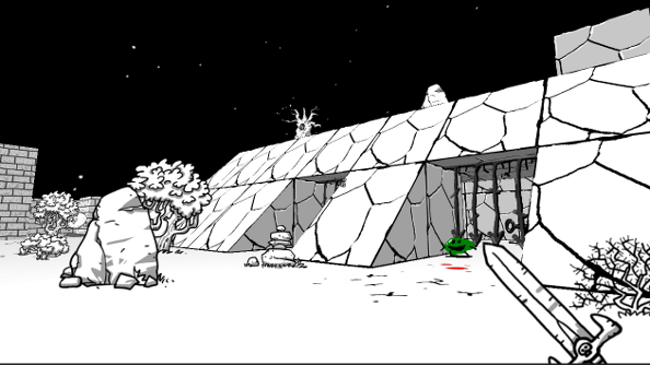 The pen is mightier than everything: Sketch Tales is a sandbox RPG where doodling is a superpower