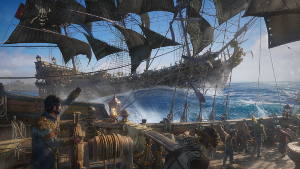 Skull & Bones will include a swashbuckling story mode