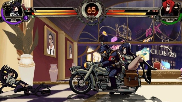 Skullgirls crowdfunding campaign secures new character: Big Band