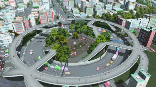 Cities Skylines Parks And Roads