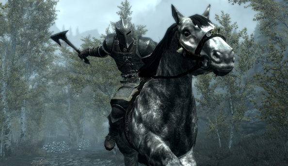 "Skyrim patch 1.9 is out, ""effectively removes the overall level cap"" via Legendary skill grind"