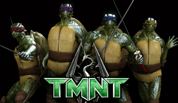 This Skyrim mod brings the Teenage Mutant Ninja Turtles to Tamriel