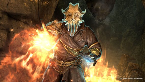 Skyrim's Challenging Spell Learning mod teaches magic