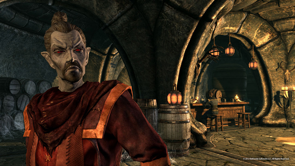 Skyrim Dragonborn DLC coming to PC early next year