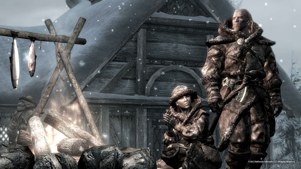 Bethesda cease development on Skyrim, enter full production on a new thing