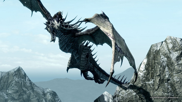 Skyrim HD texture pack updated to support expansions