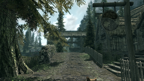 Skyrim Special Edition PC settings