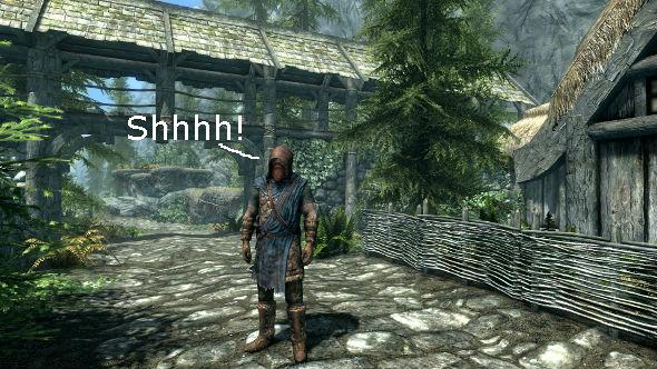 Skyrim stealth guide