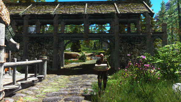 Skyrim Special Edition PC port review