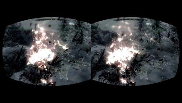 Bethesda Oculus Rift