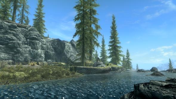 The Elder Scrolls V: Skyrim Special Edition PC port review