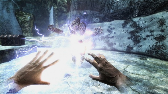 Skyrim VR's specs aren't as demanding as you might think