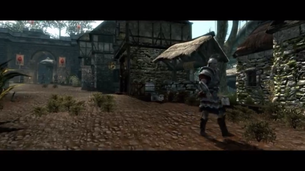 Nostalgia trip: Skywind 'Road Most Traveled' trailer takes us through Morrowind's first quest