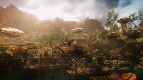 Skywind trailer beautifies some of the Elder Scrolls' oddest-ever environments