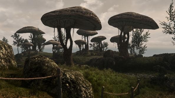 Skywind: Rebuilding Morrowind mushroom by mushroom