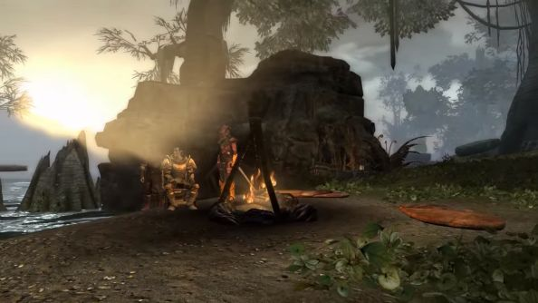 Skywind looks gorgeous in official trailer of 2015's hard work
