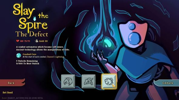 Slay the Spire Defect