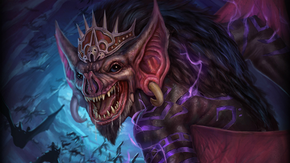 New Smite god Camazotz brings the bats in time for Halloween